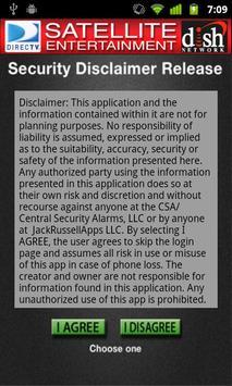 CSA apk screenshot