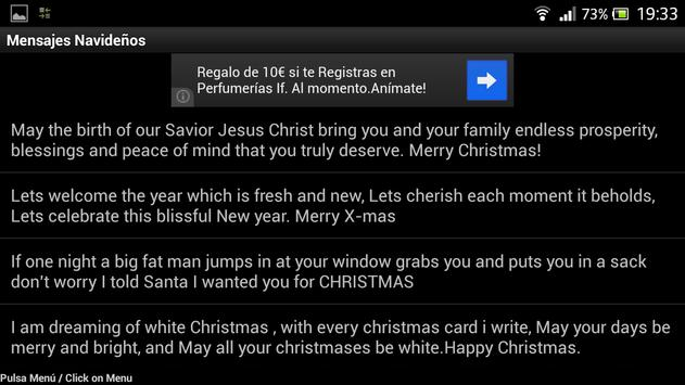 Happy New Year Messages apk screenshot