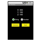 NXT GMailbox Remote icon
