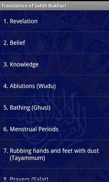 Hadith Collections Lite apk screenshot