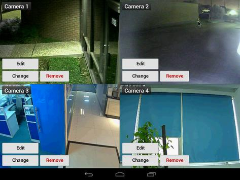 IP Cam Viewer apk screenshot