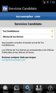 Empleo - Trabajo apk screenshot