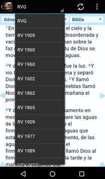 Santa Bíblia Reina Valera apk screenshot