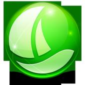 云舟浏览器 icon