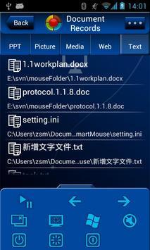 SmartMouse apk screenshot
