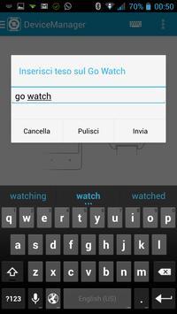 GoWatch Sync 2 apk screenshot