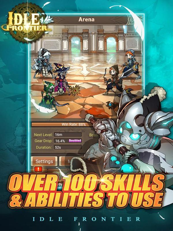 Idle Frontier-Magic Adventure APK Download - Free Role ...