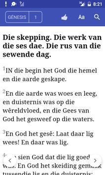 Afrikaans Bible poster