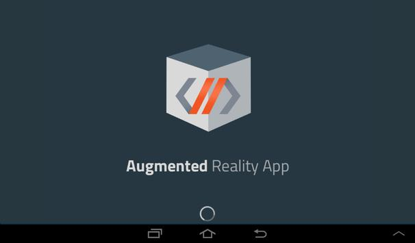 Augmented Reality Codete.co apk screenshot