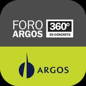 Foro Argos 360° en concreto icon