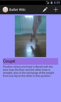 Ballet Wiki apk screenshot