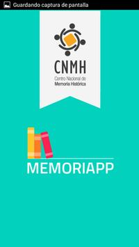 Memoriapp apk screenshot