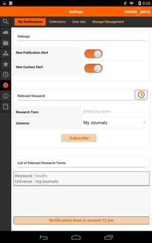 Research Pad apk screenshot