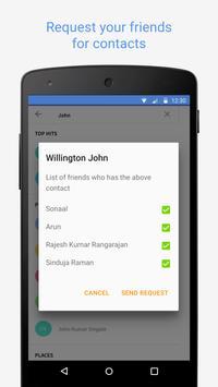 6degrees Contacts & Caller ID apk screenshot