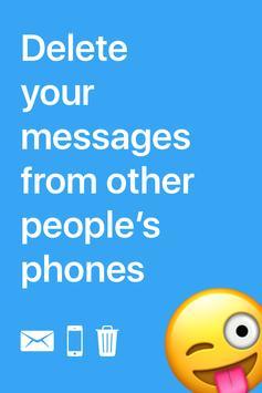 bakbak - private messaging poster