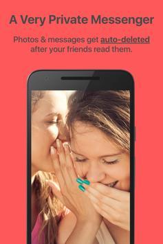 bakbak - private messaging apk screenshot