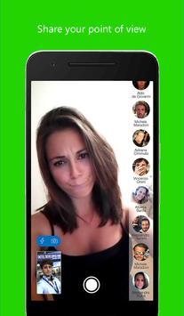 Briza - group snapchat apk screenshot