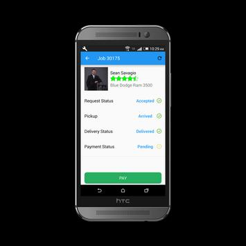 Move, Deliver, Haul by GoShare apk screenshot