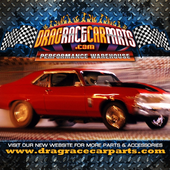 Drag Race Car Parts & Access. icon
