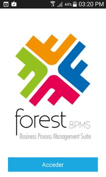 Forest BPMS poster