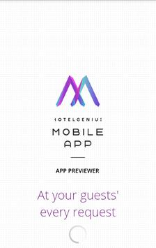 HotelGenius App Previewer poster