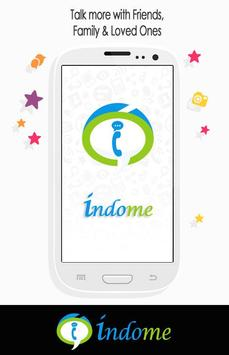Indome App poster