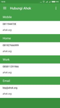 Biografi Cagub Basuki (AHOK) apk screenshot