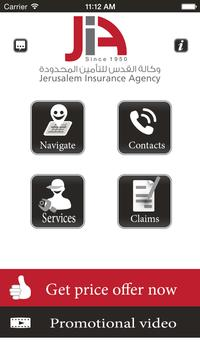 JIA Insurance poster