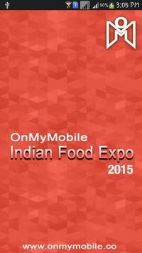 Indian Food Expo poster