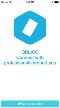 Oblico poster