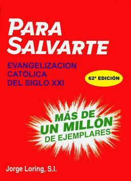 Para Salvarte - Jorge Loring poster