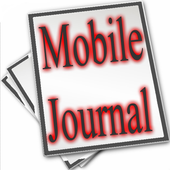Mobile Journal icon