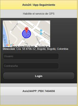 Localizator Latlong apk screenshot