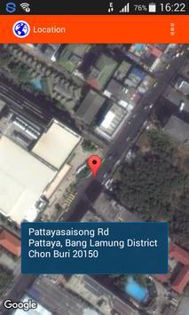 Location apk screenshot