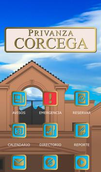 Privanza Corcega apk screenshot