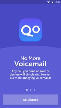 No More Voicemail poster