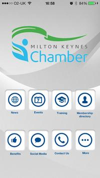 Milton Keynes Chamber poster