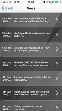 Milton Keynes Chamber apk screenshot