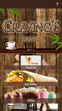 Cravings Bistro poster