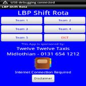 LBP Shift Rota icon