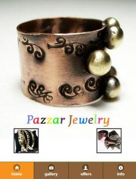 Pazzar Jewelry poster