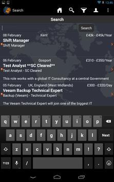 CBSbutler Jobs apk screenshot
