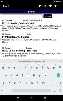 Air Energi Jobs apk screenshot