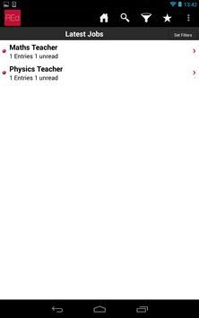 REd Teachers Education Jobs apk screenshot
