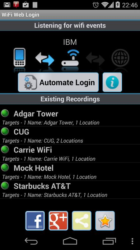 WiFi Web Login APK Download - Free Tools APP for Android ...