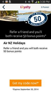 Loyalty New Zealand App apk screenshot