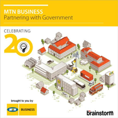 MTN Public Sector Services icon