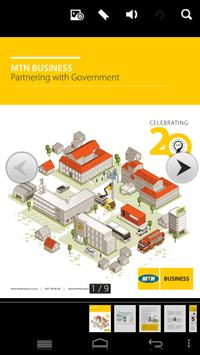 MTN Public Sector Services poster