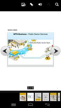 MTN Public Sector Services apk screenshot