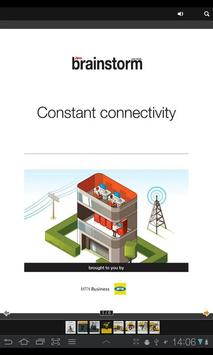 Constant Connectivity poster
